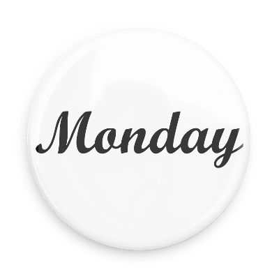 Monday Button