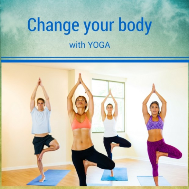 changes your body How yoga